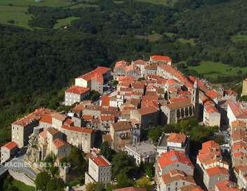 Des racines et des ailes Passion patrimoine : un balcon sur la Corse