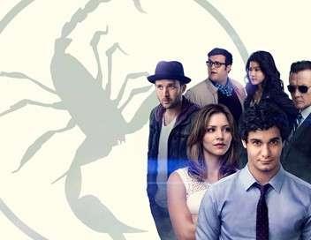 Scorpion Y a-t-il un génie pour sauver le monde ?