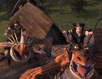 Dragons : par-delà les rives L'inkrustaukeur