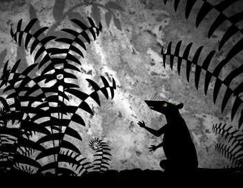 Dragons et princesses Le loup-garou
