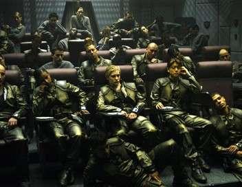 Battlestar Galactica Confession
