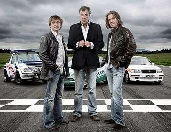 Top Gear Limousines géantes