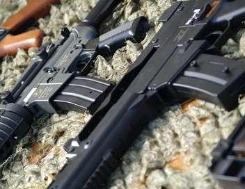 Trafiquants : la route des armes