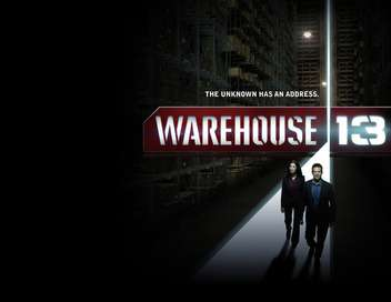 Warehouse 13 Le folio perdu