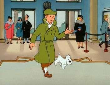 Les aventures de Tintin L'oreille cassée