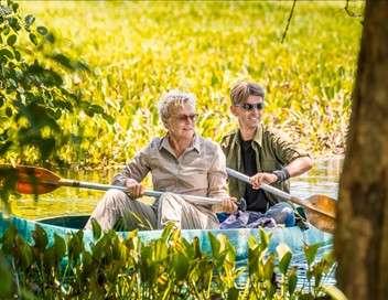 Le messager : Muriel Robin et Shanee sur la terre des jaguars