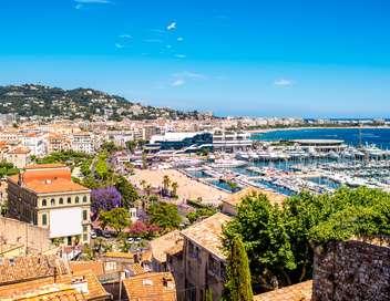 Départ immédiat Cannes : le joyau de la Côte d'Azur