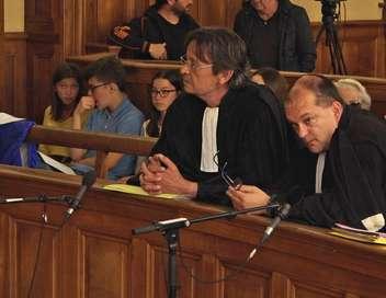 L'exercice de la justice La vie quotidienne d'un tribunal en France