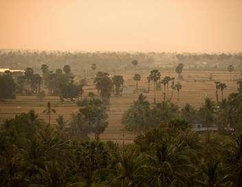 Le messager : Antoine Duléry Sur le terre des ours au Cambodge
