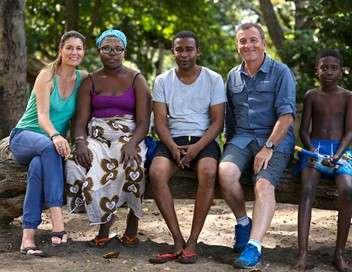Chacun son monde Mayotte, les enfants du lagon