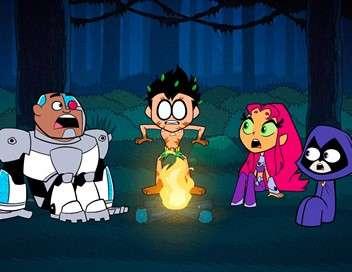 Teen Titans Go ! Virus