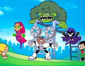 Teen Titans Go ! Combats de nuit