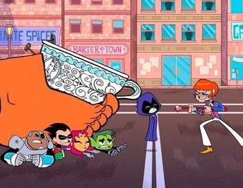 Teen Titans Go ! Plus ou moins pareil