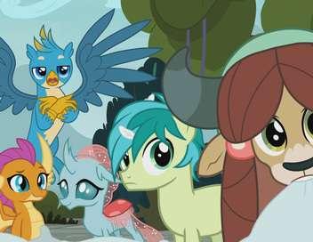 My Little Pony : les amies c'est magique Harmonie discordante