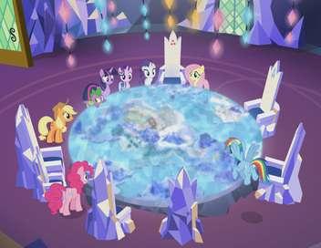 My Little Pony : les amies c'est magique Tranche de vie
