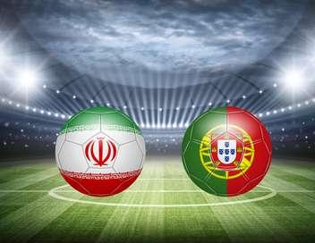 Iran - Portugal Coupe du monde