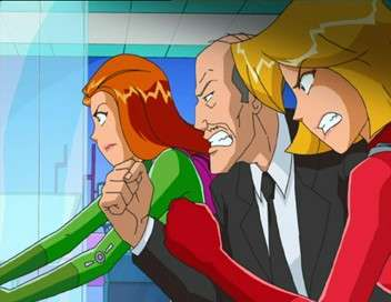 Totally Spies L'ascenseur fou