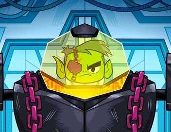 Teen Titans Go ! Mains de bébé