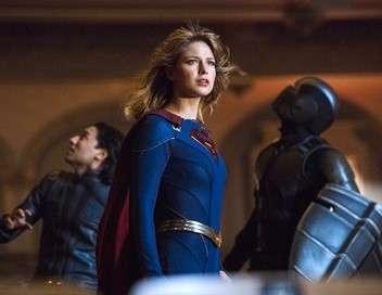 Supergirl Vortex
