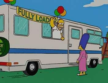 Les Simpson Mobile Homer