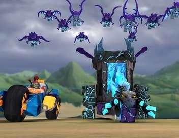 Nexo Knights, les chevaliers du futur Tempête sur la Forêt de Pierre