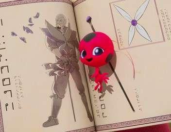 Miraculous, les aventures de Ladybug et Chat noir Doudou Vilain