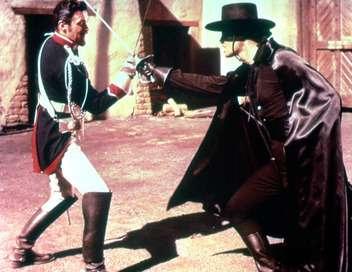 Zorro Agent de l'Aigle