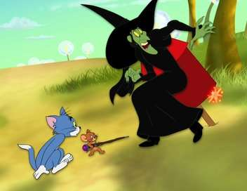 Tom & Jerry et le magicien d'Oz
