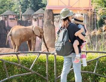 Un zoo à Paris