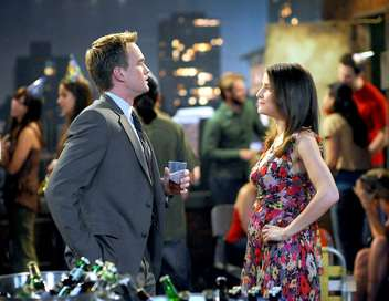 How I Met Your Mother Le grand saut