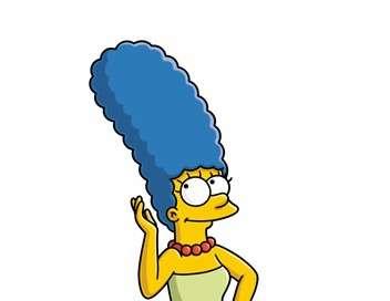 Les Simpson Tout un roman !