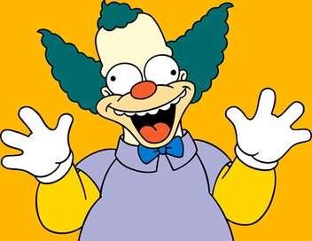 Les Simpson La dernière tentation de Krusty