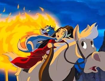 Tom & Jerry et le dragon perdu