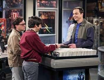The Big Bang Theory Les petites latrines dans la prairie