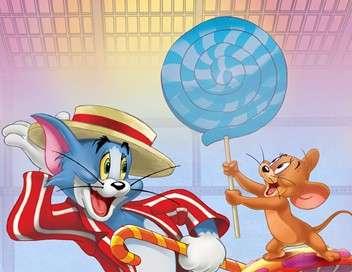 Tom & Jerry au pays de Charlie et la chocolaterie