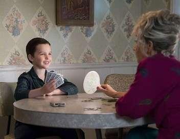 Young Sheldon Poker, foi et oeufs