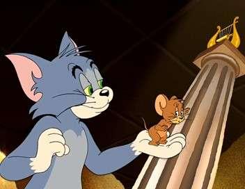 Tom & Jerry et le haricot magique
