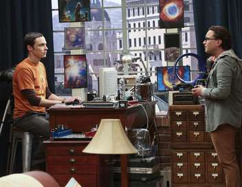 The Big Bang Theory La table de tous les dangers