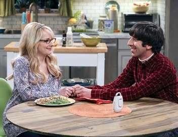 The Big Bang Theory Colocation de salle des fêtes