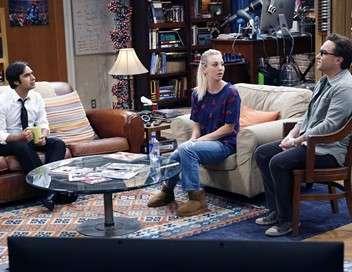 The Big Bang Theory Raj a la rage